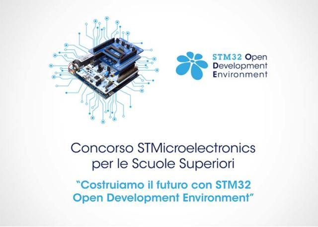 """ST_Concorso-640x457 Al via la quarta edizione del concorso """"Costruiamo il futuro con STM32 Open Development Environment"""""""