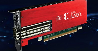 Da Xilinx, Alveo U50, la prima scheda per qualsiasi cloud