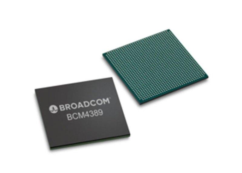 Broadcom annuncia il primo chip Wi-Fi 6E al mondo per dispositivi mobili