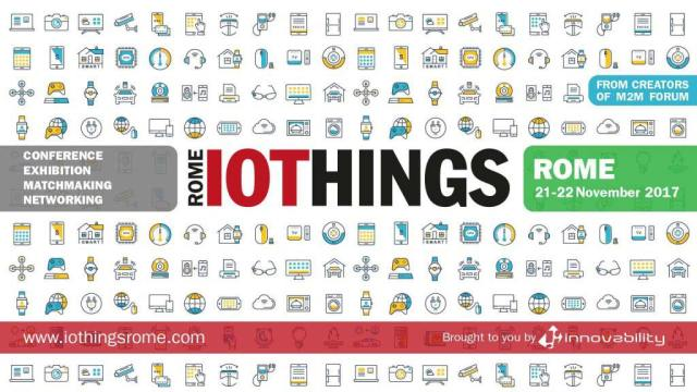 roma-io-things-Interno-640x360 IOTHINGS fa tappa a Roma il 21-22 novembre 2018