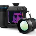 Nuova termocamera ad alte prestazioni FLIR T860 semplifica le ispezioni industriali