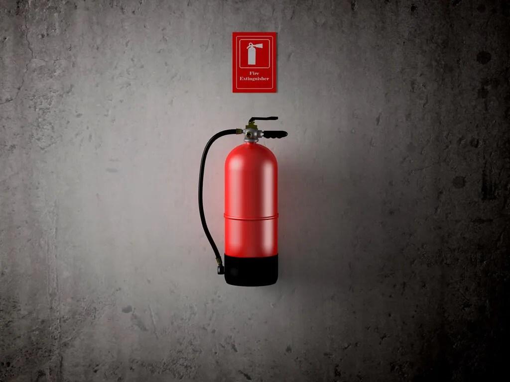 Revisione estintori antincendio Brescia