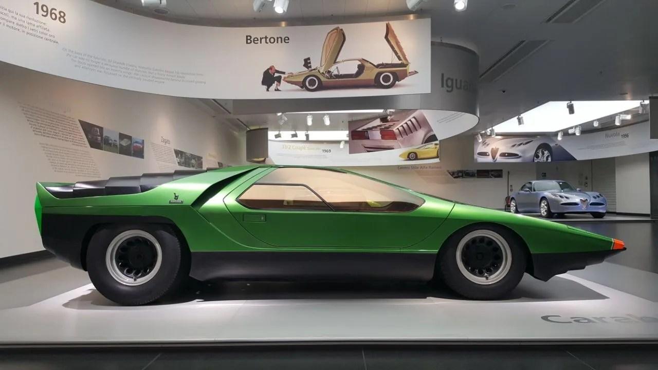 Elettron Miglior concessionario Hesa Spa Museo Storico Alfa Romeo