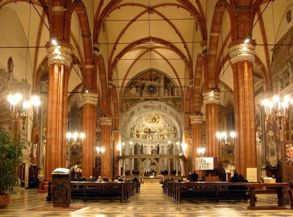 Protezione Duomo Verona Elettron - Fondazione Hruby