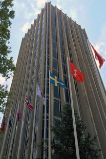 The IARC, headquartered in Lyon, France, conducts reserach without funding form the wireless industry.