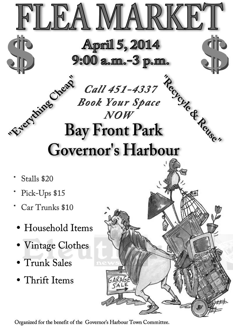 Governor's Harbour FLEA MARKET