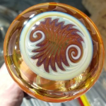Switch ball in ready for a pendant