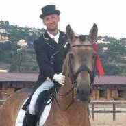 1er Concours International pour Qing de la Font et son cavalier Renaud RAMADIER