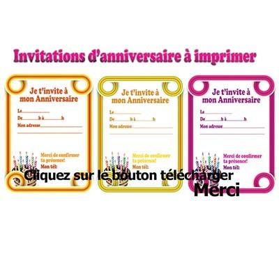 Modele Carte Invitation Anniversaire 50 Ans Gratuite A Imprimer Elevagequalitetouraine