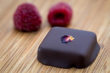 Elevate Creative Product Photography - Chocolate Truffle