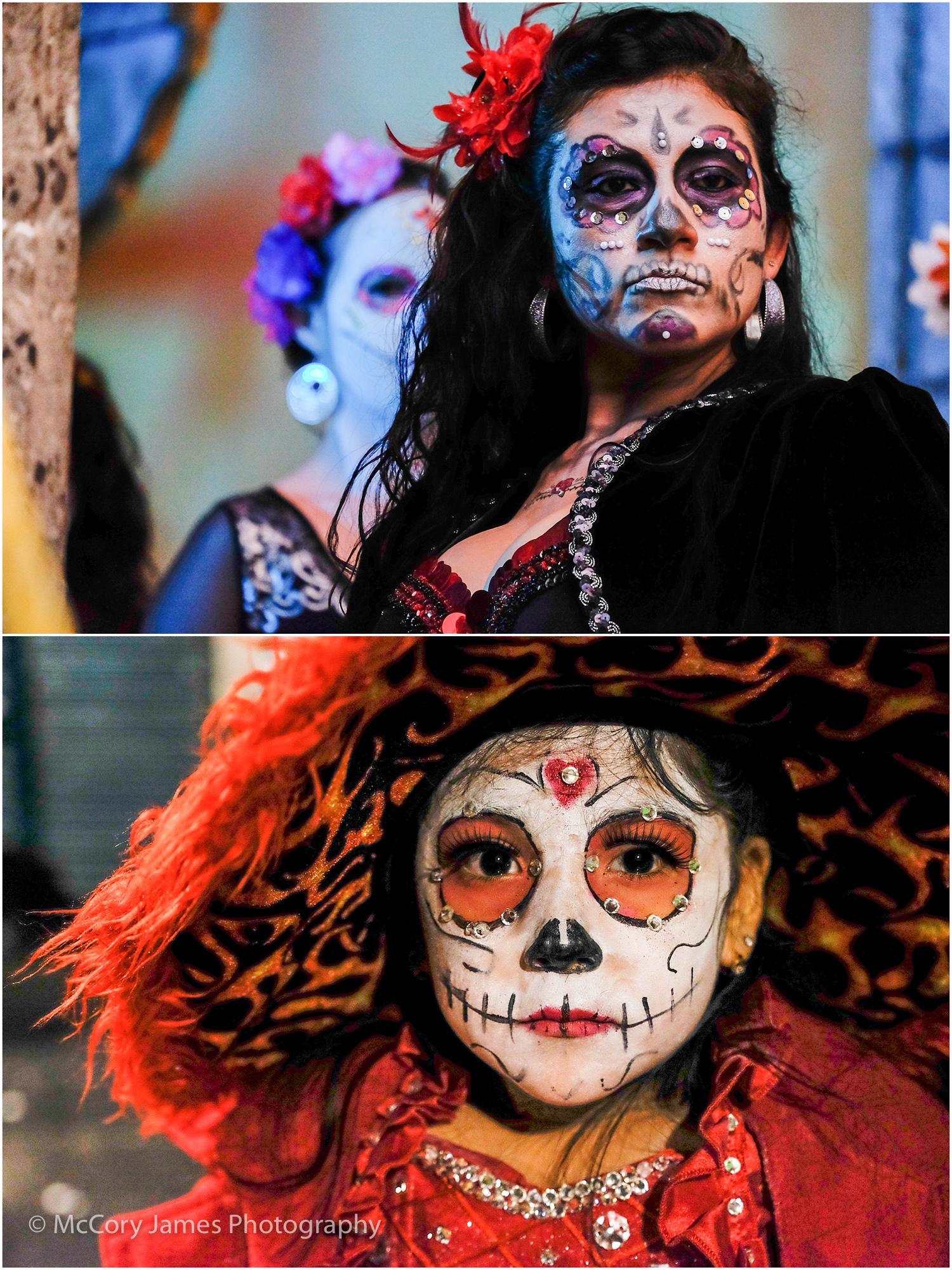 Experiencing Dia de los Muertos Mexico City  San Andrs