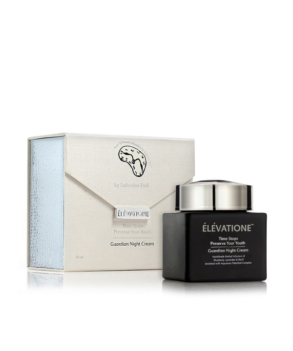Preserve Guardian Night Cream Box and Product