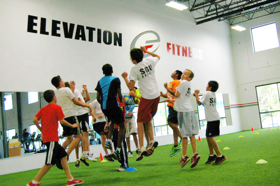 Elevation Fitness - Development Camp