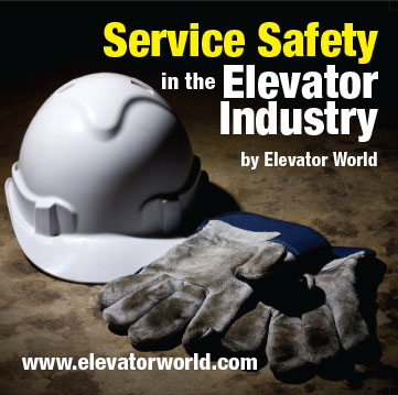 Safety Training for Elevator Service DVD-UPDATED