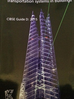 CIBSE Guide D 2015 Transportation Systems in Buildings