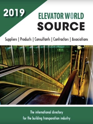 2019 ELEVATOR WORLD Source Directory