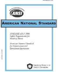 ANSI/ASSE A10.5-2013 PDF