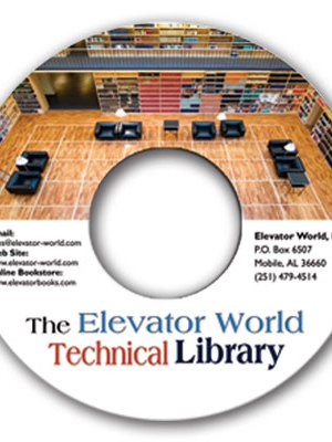 Elevator World Technical Library CD