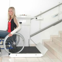 Wheelchair Elevator Baby Bean Bag Chairs Inclined Lift Straight Elevators