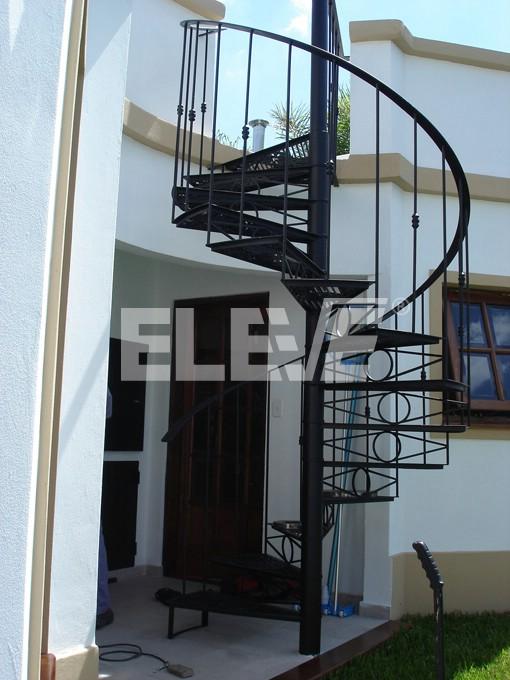 Escaleras Para Exterior Barandillas Azotea Barandilla