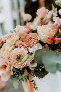 modern bouquete