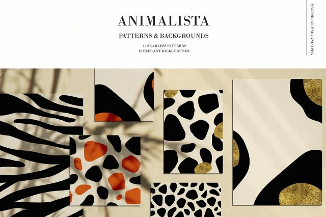 Animalista - Patterns Collection