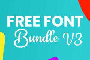 Free Font Bundle V3