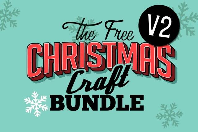 free-christmas-craft-bundle