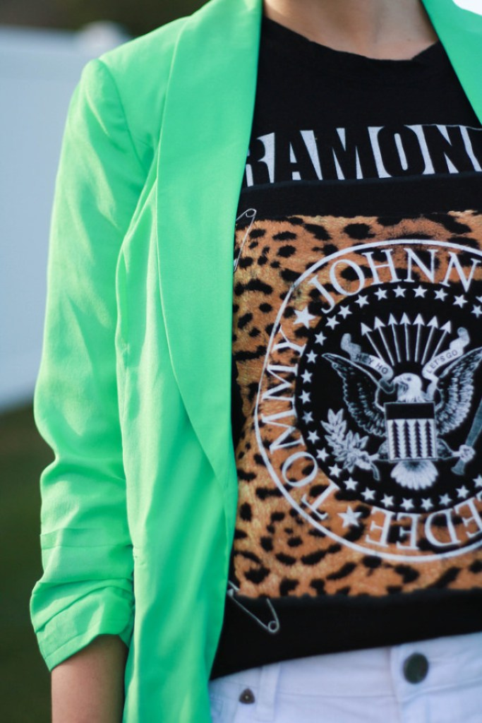 Ramones Band T-shirt