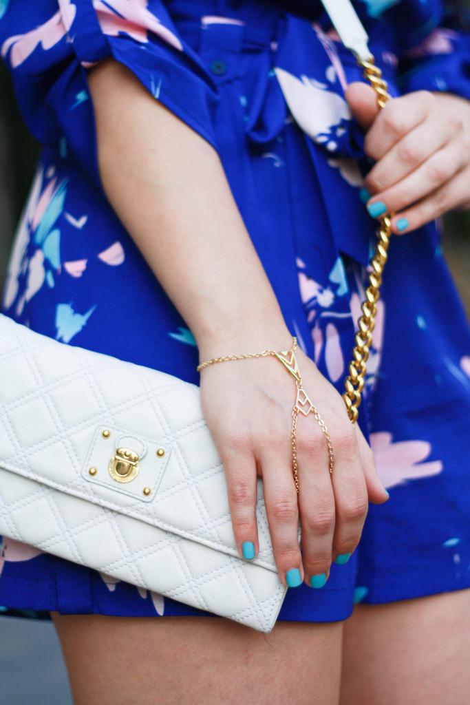 Gold Hand Chain