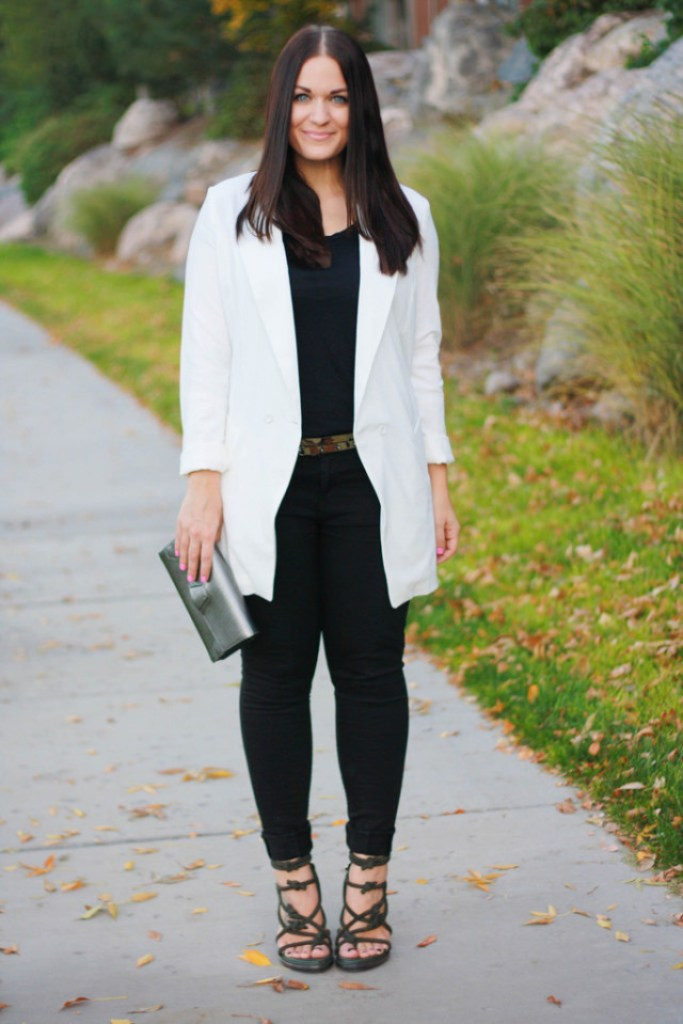 Black and White Outfit Inspiration