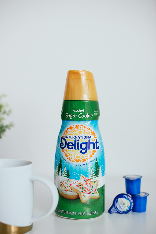 International Delight Sugar Cookie Creamer