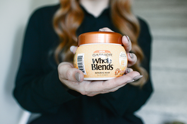 Garnier Whole Blends Deep Conditioner