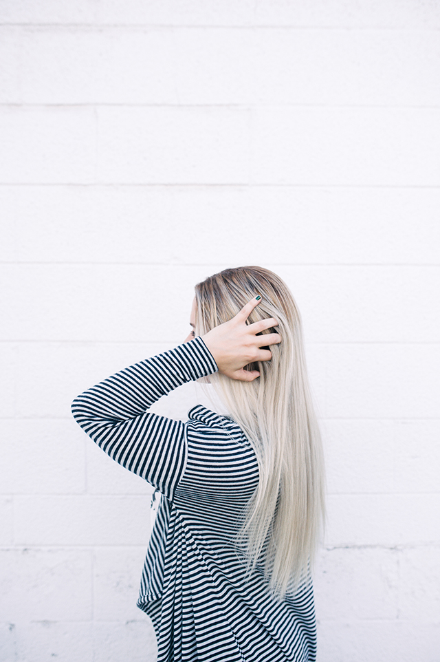 How to treat Blonde Hair