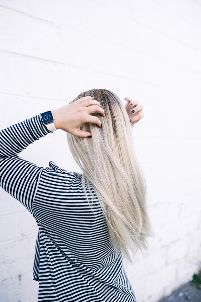 Blonde Hair Biolage