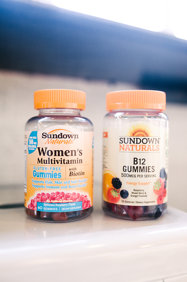 Sundown Naturals Women's Multivitamin Gummies