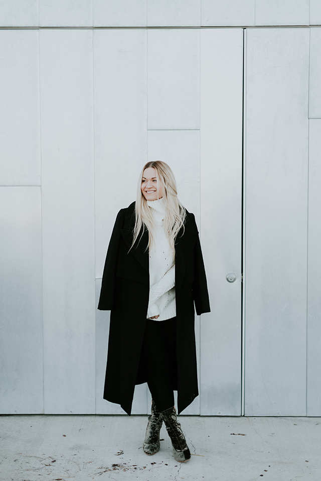 Winter Coat Outfit