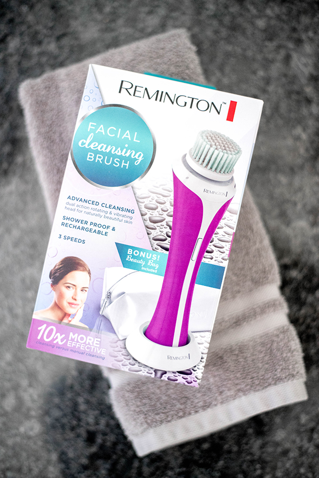 Remington Facial Cleansing Brush Eleventh Sixteenth