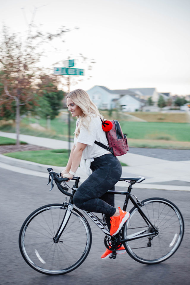 Outfits for Bicycling