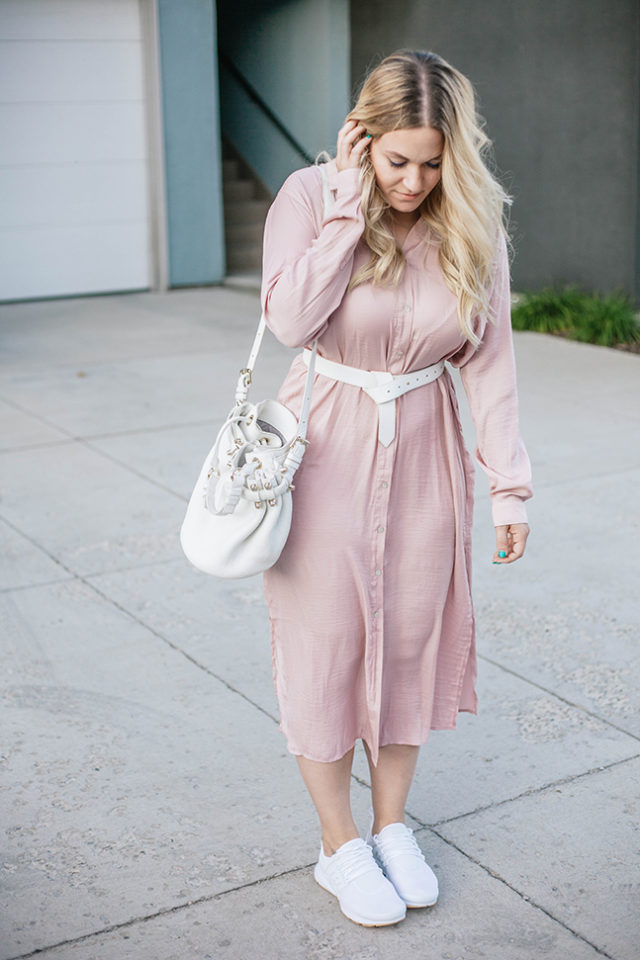 How to wear dresses into Fall