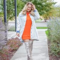 Orange and Velvet