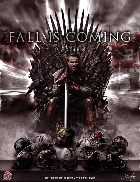 Fall Is Coming Eleven Warriors