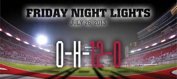 Friday Night Lights Canton Ohio