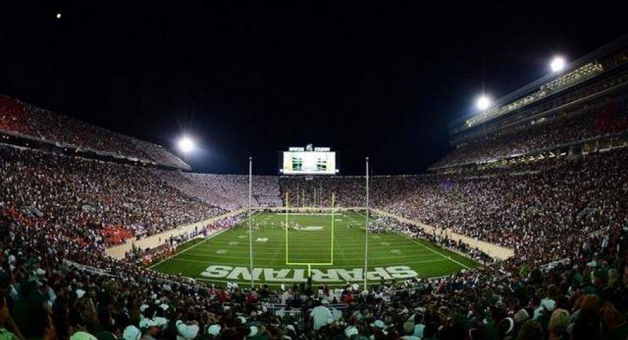 Ohio StateMichigan State Night Game Gains Traction