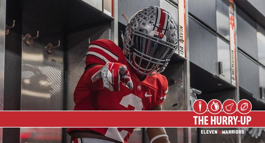The Hurry Up Lawrance Toafili is in Columbus Two 2021