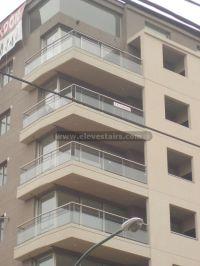 False Balcony Railing