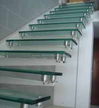 Open Staircase, Floating Stairs