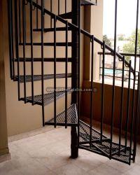Spiral Stairs, Kit, Modular, Pre-Built Stairs ...