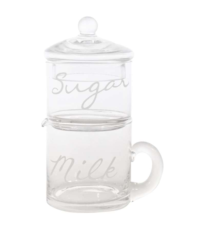 Набор чайный для сахара и молока