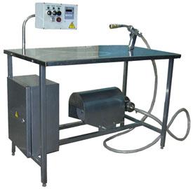 Дозатор вязких продуктов с переносным изливом (мини фото)